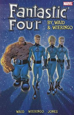 Image for Fantastic Four by Waid & Wieringo Ultimate Collection, Book 2