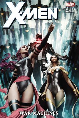 Image for X-Men: War Machines