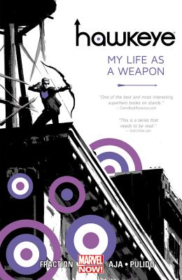 Image for HAWKEYE: MY LIFE AS A WEAPON