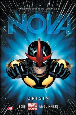 Image for Nova Volume 1: Origin (Marvel Now)