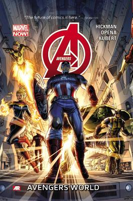 Image for Avengers Volume 1: Avengers World (Marvel Now)