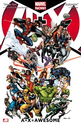 Image for A+X - Volume 1: =Awesome (Marvel Now)