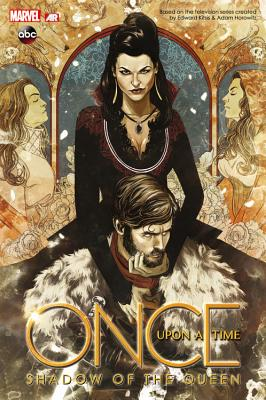 Once Upon a Time: Shadow of the Queen, Daniel T. Thomsen, Corinna Bechko