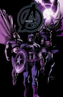 Avengers Volume 4: Infinity (Marvel Now), Jonathan Hickman