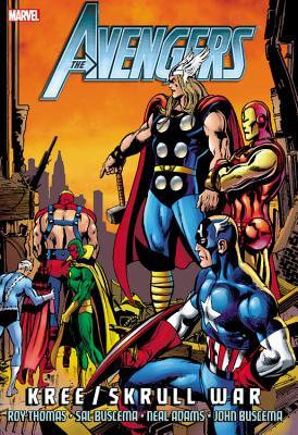 Avengers: Kree/Skrull War (New Edition), Roy Thomas