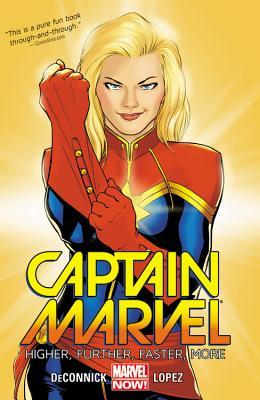 Image for 1 Higher, Further, Faster, More (Captain Marvel)