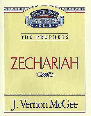 Image for Zechariah (Thru the Bible Commentary Series Volume 32)