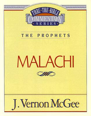 Image for Malachi (Thru the Bible Commentary Series Volume 33)