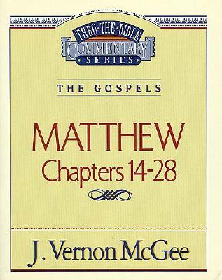 Image for Thru the Bible Commentary, Volume 35: Matthew Chapters 14-28