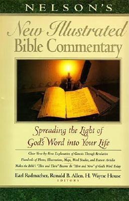 Image for Nelsons New Illustrated Bible Commentary: Spreading the Light of Gods Word Into Your Life