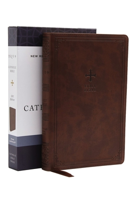 Image for NRSV, Catholic Bible, Gift Edition, Leathersoft, Brown, Comfort Print: Holy Bible