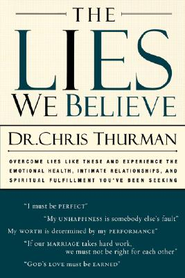 Image for The Lies We Believe