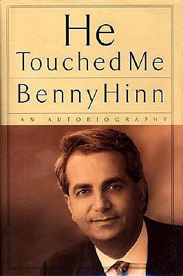 Image for He Touched Me <i>an Autobiography</i>