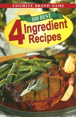 Image for 100 Best 4 Ingredient Recipes