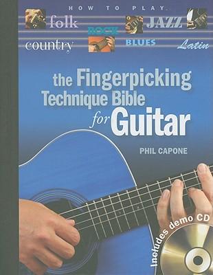 Image for The Fingerpicking Technique Bible for Guitar