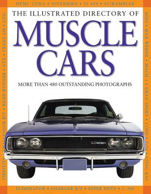 Image for Illustrated Directory of Muscle Cars