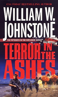 Image for Terror In The Ashes