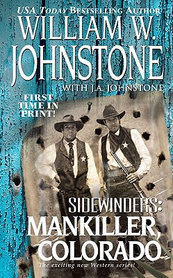 Image for Sidewinders #4: Mankiller