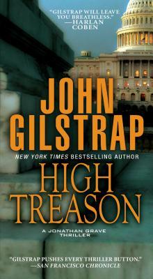Image for High Treason (A Jonathan Grave Thriller)
