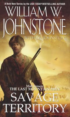 Image for Matt Jensen: Savage Territory (Matt Jensen, the Last Mountain Man)