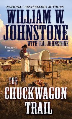 Image for The Chuckwagon Trail (A Chuckwagon Trail Western)