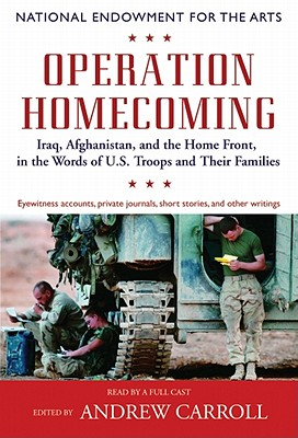Image for Operation Homecoming: Iraq, Afghanistan, And The H