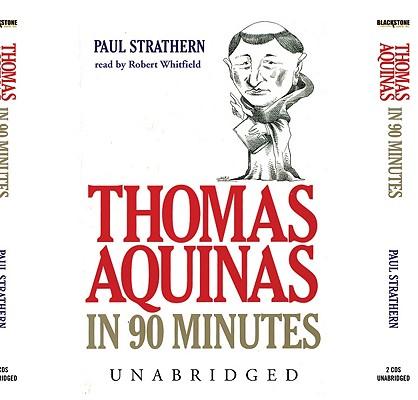 Image for Thomas Aquinas in 90 Minutes (Philosophers in 90 Minutes (Audio))