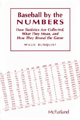 Image for Baseball by the Numbers: How Statistics are Collected, What They Mean, and How They Reveal the Game