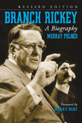 Image for Branch Rickey: A Biography