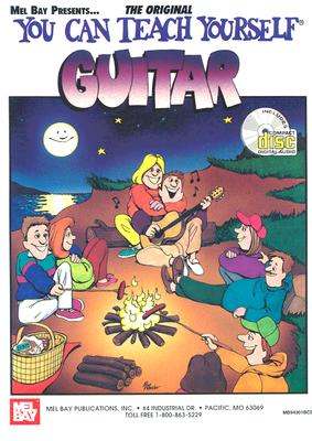 Image for Mel Bay's You Can Teach Yourself Guitar (You Can Teach Yourself) (You Can Teach Yourself)