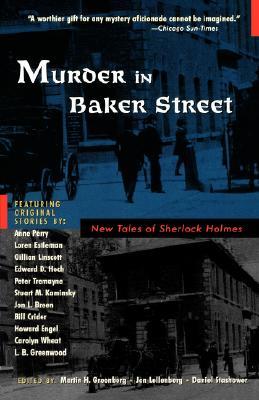 Image for Murder in Baker Street: New Tales of Sherlock Holmes