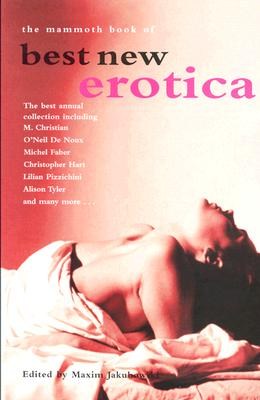 Image for The Mammoth Book of Best New Erotica, Volume 3: The Latest Annual Collection (Mammoth Books)
