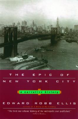 Image for The Epic of New York City: A Narrative History