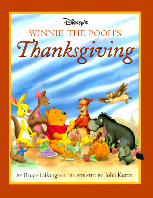 Image for Disney's: Winnie the Pooh's - Thanksgiving