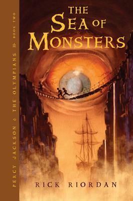 """Image for """"The Sea of Monsters (Percy Jackson and the Olympians, Book 2)"""""""