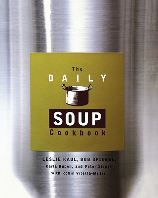 Image for DAILY SOUP COOKBOOK