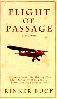 Image for Flight of Passage: A Memoir