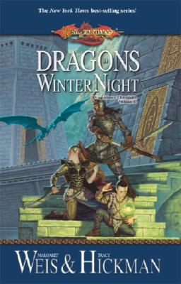 Image for Dragons of Winter Night