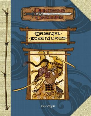 Image for Dungeons & Dragons : Oriental Adventures