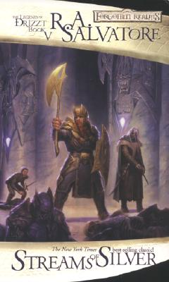 Streams of Silver: The Icewind Dale Trilogy, Part 2 (Forgotten Realms: The Legend of Drizzt, Book V) (Pt. 2), Salvatore, R.A.