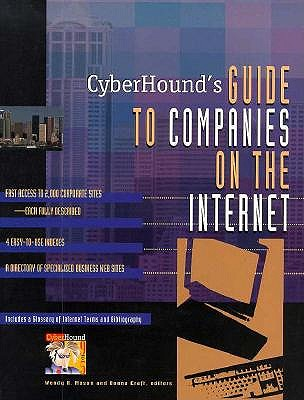 Image for Cyberhound's Guide to Companies on the Internet