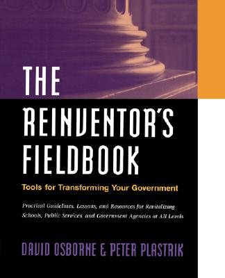 Image for Reinventor Fieldbook Tools Government