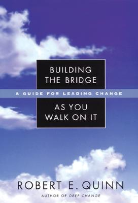Image for BUILDING THE BRIDGE AS YOU WALK ON IT