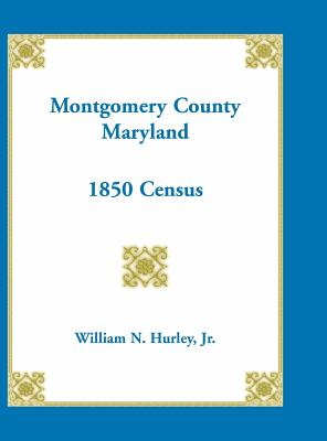 Image for Montgomery County, Maryland, 1850 Census