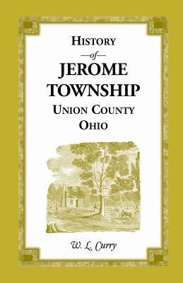 Image for History of Jerome Township, Union County, Ohio
