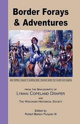 Image for Border Forays and Adventures