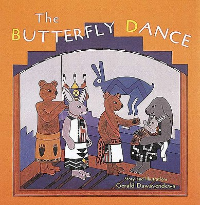 Image for The Butterfly Dance (Tales of the People)