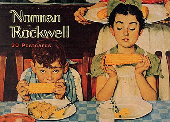Image for Norman Rockwell: 30 Postcards (Gift Line)