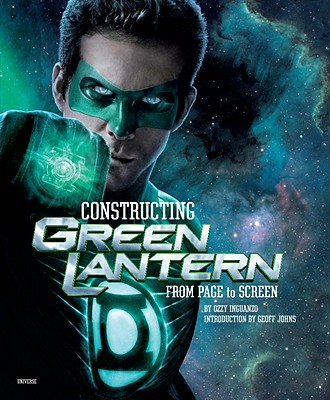 Image for CONSTRUCTING GREEN LANTERN