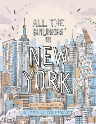 Image for All the Buildings in New York: That I've Drawn So Far